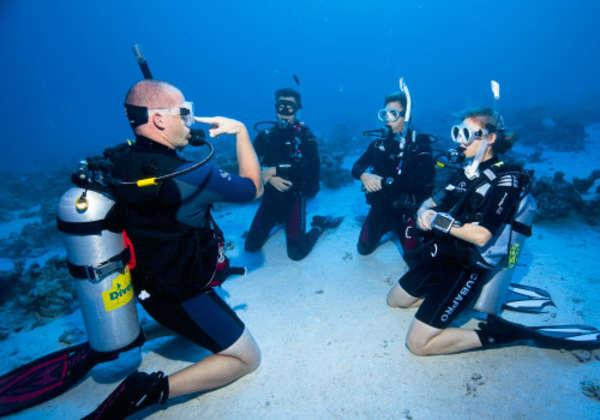 Formation de plongée avec voyage-plongee.com